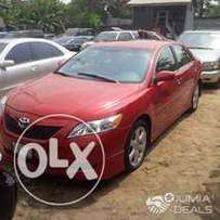 camry pure red