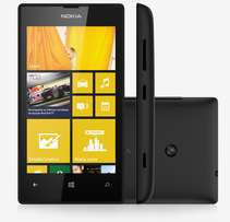 Nokia Lumia 520 has 8gb internal 5mp clear camera and 1gb ram