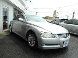 Toyota Mark X 2004 ( Used In Japan Only )