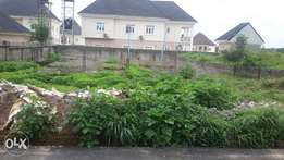 Land with dpc for sale located in adenko estate galadimawa abuja