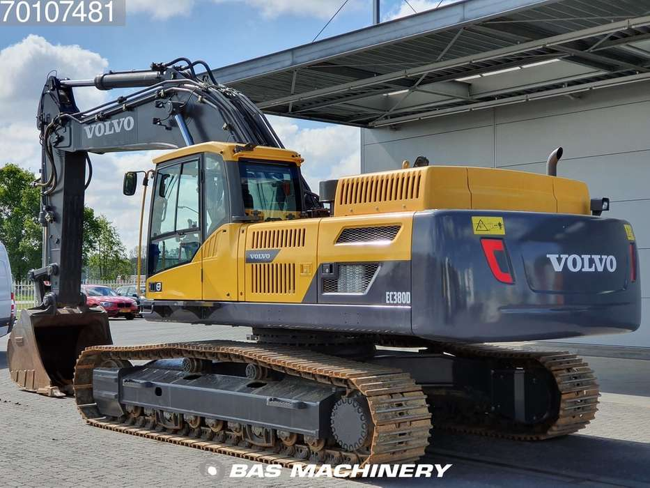 Volvo EC380DL LOW HOURS - READY FOR WORK - 2016 - image 2