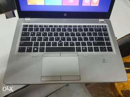 Hp folio intel core i5 sleekbook laptop