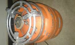 Total Gas Cylinder
