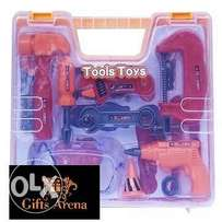 Kids Engineering Tools Box