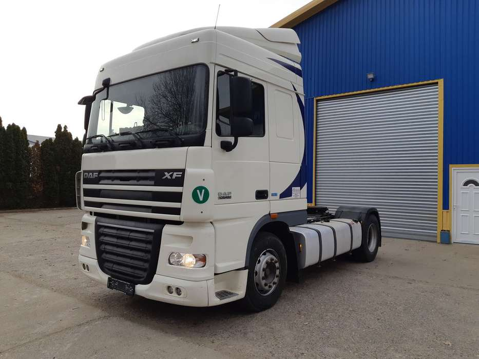 Góra DAF XF 105 460 EU5 EEV - 2013 for sale | Tradus JT32