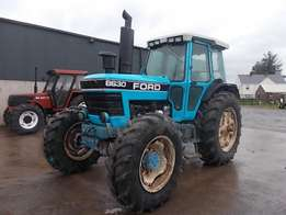 Mint ford 8630 (4wd) for sale