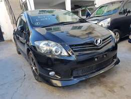 Toyota auris new imported on sale.