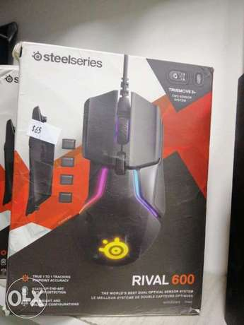 Steelseries mouse rival 600