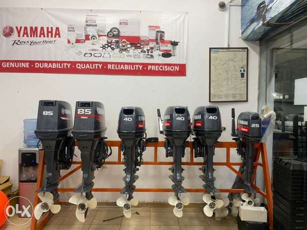 Yamaha outboard For sale Egypt