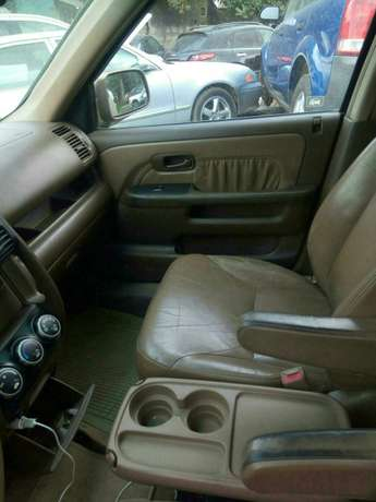 Niger neatly used Honda Crv jeep with air condition cooling. Isolo - image 7