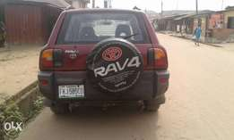 Toyota rav4 1999 model for sale