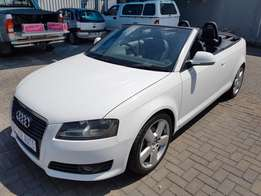 2008 Audi A3 1.8T FSi Cabriolet A/T
