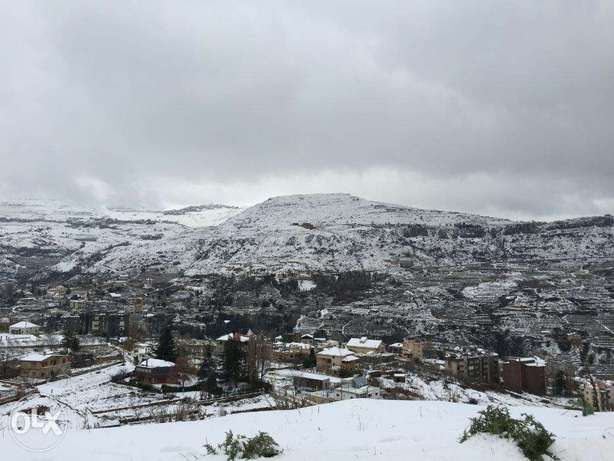 Faraya Chalet 140m2 - Panoramic Views - Fully Furnished for sale