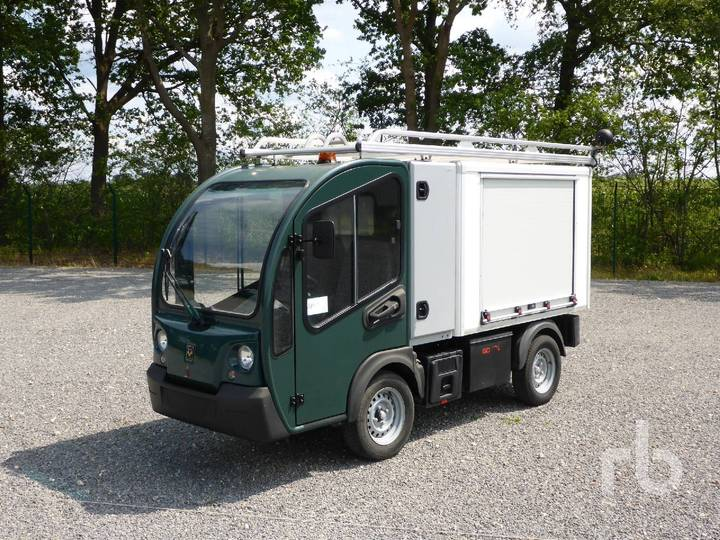 Goupil G3 4x2 Electric - 2013