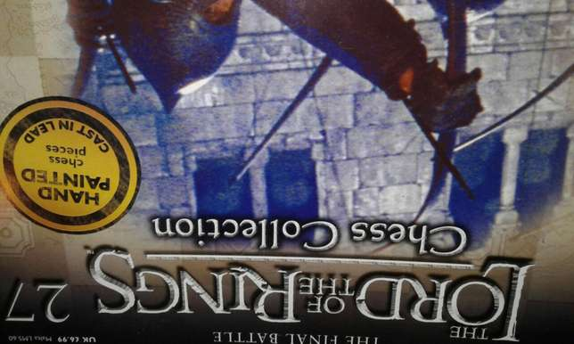 Lord of the Rings Chess Collection Esplanade - image 4
