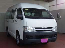 Shark 7L Toyota Hiace High Roof 2010