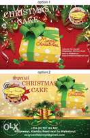 Cakes! Cakes! Special Christmas offers visit us now at Ridgeways