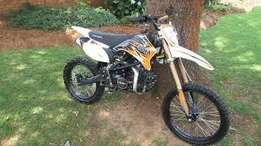 TTR 125 spares and repairs