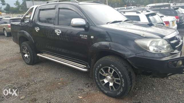 Toyota hilux double cab Muthaiga - image 2