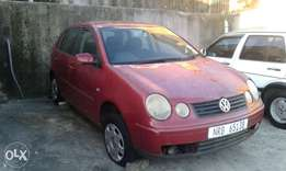 Polo TDI licensed no engine and gearbox