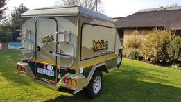 Imagine Trailvan Off Road Caravan