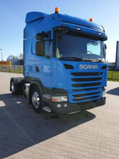 Scania G 400 Retarder, Top-Zustand - 2013