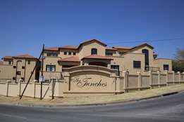 Large 2 bed 2 bath ground floor apartment in Midrand
