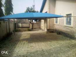 Spacious Three Bedroom Apartment with Security Post at Gwarinpa N1.5mi