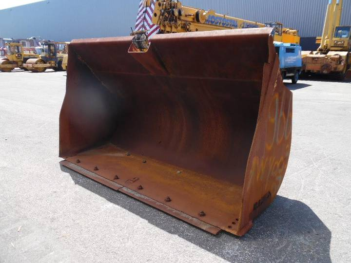 Caterpillar 966G GP-Bucket - 2003 - image 6