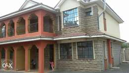 3 Bedroom Mansionette To Let in Syokimau
