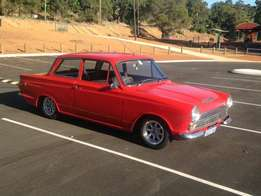 Ford cortina mk1 2door wanted