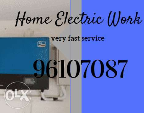 Electrician Available for home