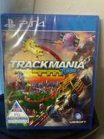 Trackmania sealed game