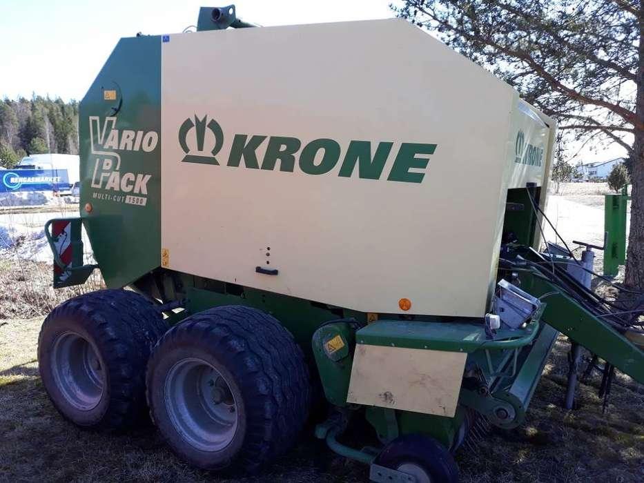 Krone 1500vp Teli - 2007
