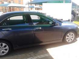 Urgent 2008 Honda Accord Executive 2.0 for sale- R75,000 Neg..
