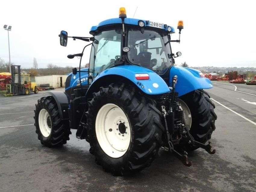 New Holland t7.170 autocommand - 2013 - image 11