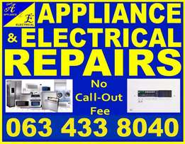 A&E Repairs - Appliances & Electrical