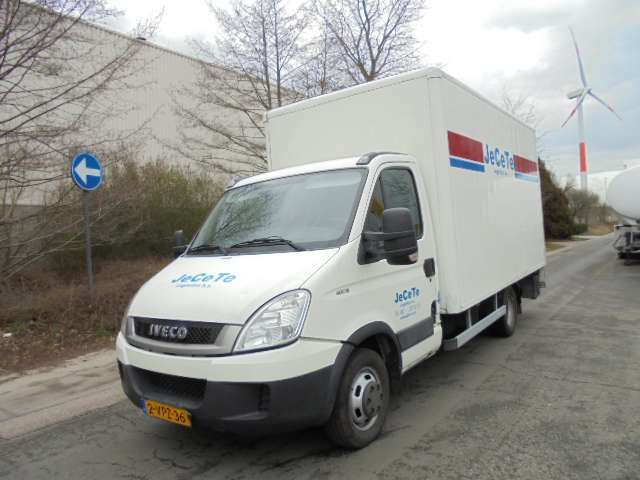 Iveco Daily 40C13 EURO 4 LD - 2011