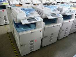 New arrivals affordable Ricoh colour photocopiers from 75,000/-
