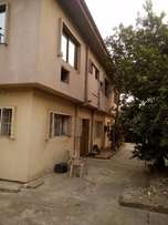 Duplex available for lease at Gbagada Phase 2, Charley boy bus stop