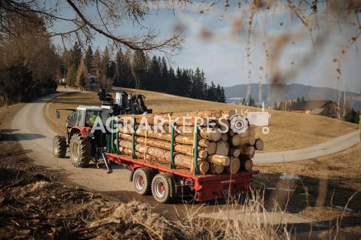 Trailer farmtech tdk-1300 f  timber - 2018