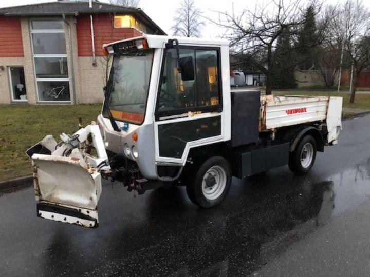 Multicar Boki HY 1251 S - 2004