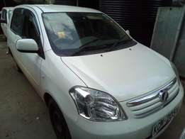 Toyota raum low mileage 2011, trade in and finance terms accepted