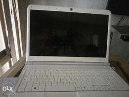 clean and neat parkard bell laptop