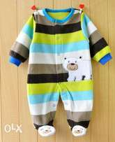 Quality Unisex Fleece baby Newborn Rompers