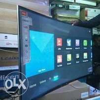 """Tcl smart tv curved 55"""""""