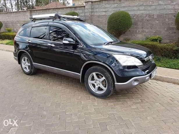 honda crv (trade in accepted ) Nairobi West - image 8