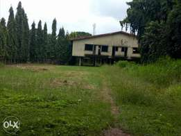 Residential plot of land in life camp