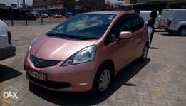 2010 Honda Fit Fully Loaded