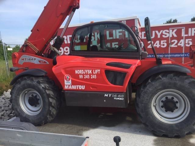 Manitou Mt1440ep - 2008